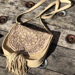 TRIGG ISLAND SADDLE BAG
