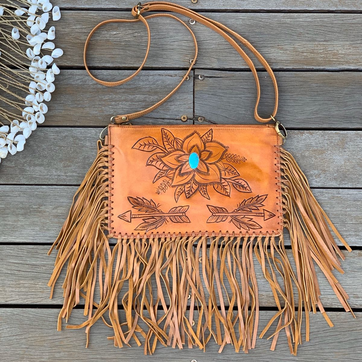 FREE SPIRIT FRINGE BAG